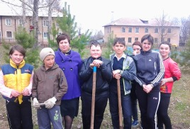 о проведении акции «Возродим наш лес»